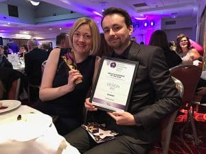 award_win_business_networking_evening_DesignPit