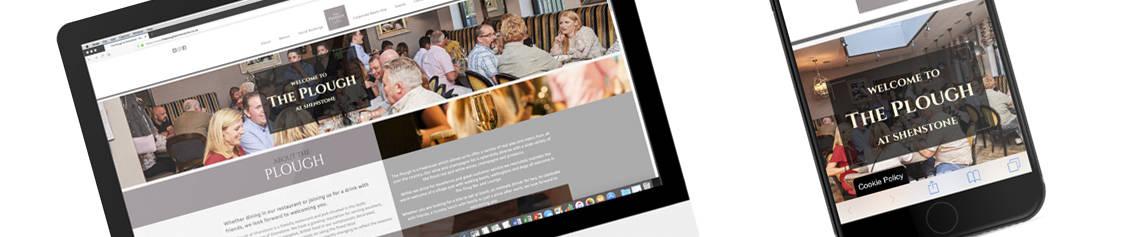ThePlough_websitedesign_DesignPit