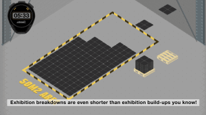 Expo Floors Animation_Design Pit