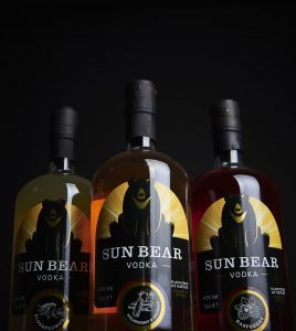Sun Bear Vodka 3_Design Pit