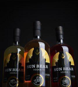 Sun Bear Vodka 3_Design Pit
